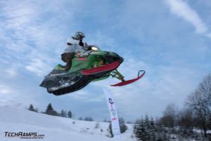 Proborders Witów ski techramps snowpark 4