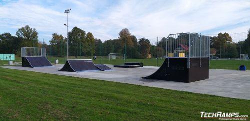 Przebudowa Skateparku Gogołowa