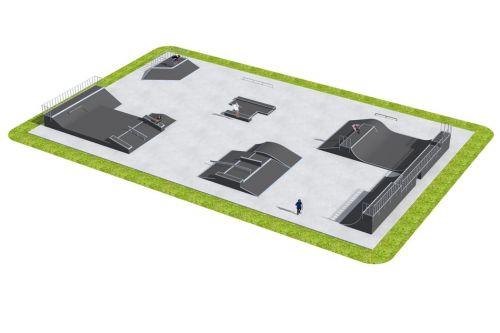 Przykładowy skatepark - 070612