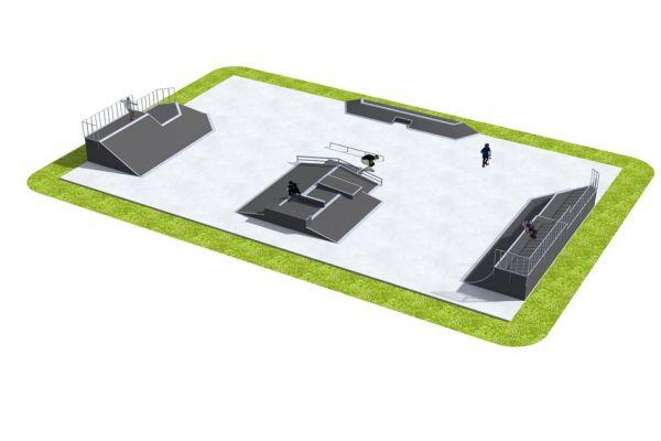 Przykładowy skatepark - 191212