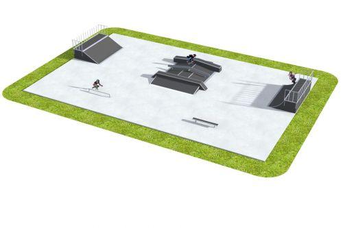 Przykładowy skatepark - 390213