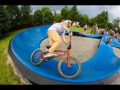 Pumptrack in Pawlowice (Poland)