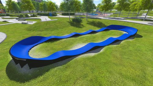 Pumptrack modułowy PC2