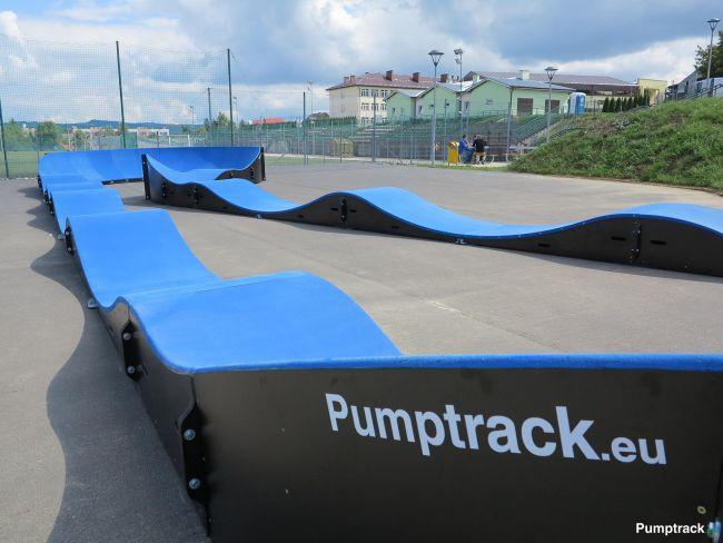 Pumptrack w Dukli