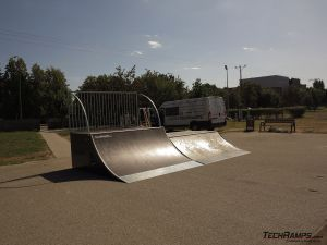 Quarter Pipe - Grajewo