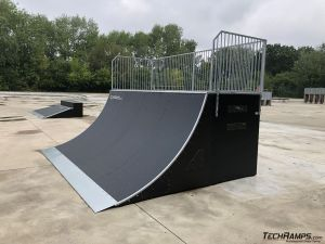 Quarter Pipe - Poznań