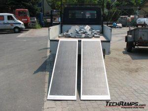 Rampy podjazdowe - 1