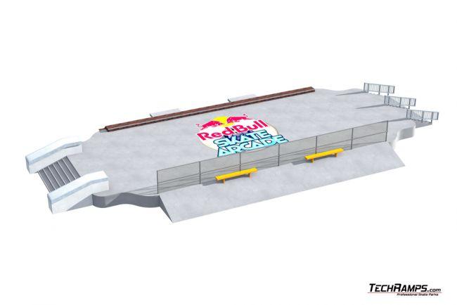 Red Bull Скејт Аркада 2013