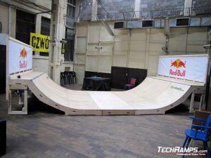 Red Bull miniramp