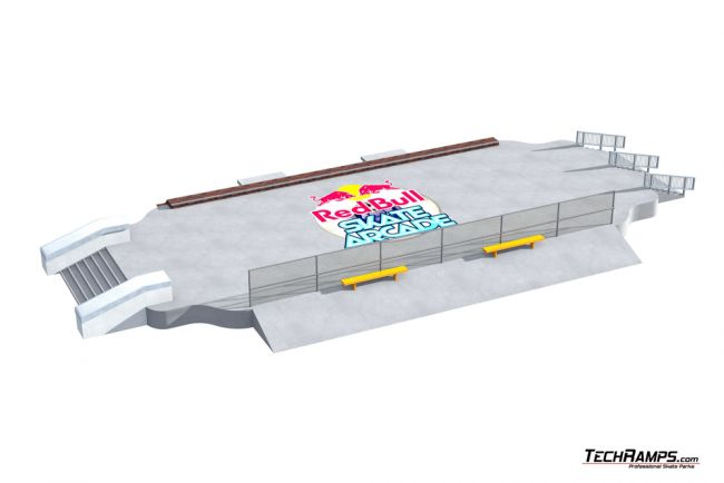 Red Bull Skate Arcade 2013