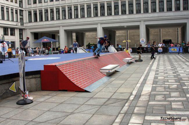 Redbull Skate Arcade 2013