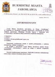 Referecje - Jarosław
