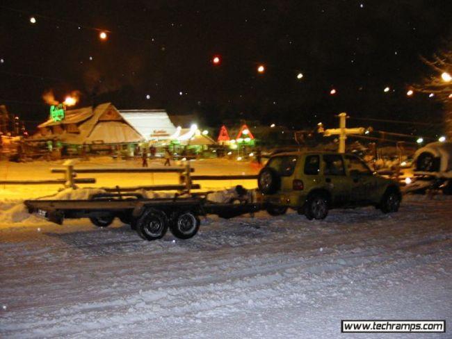 Снежен парк RMF FM Закопане