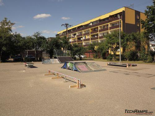Rozbudowa Skatepark Grajewo