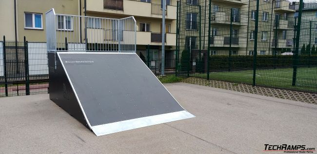 Rozbudowa Skatepark Warka