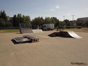 Rozbudowa skateparku w Grajewie