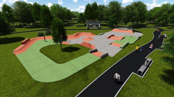 Sample concrete skatepark 081514
