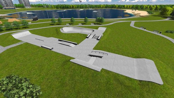 Sample concrete skatepark 092013
