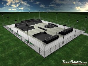 Sample Skatepark 1