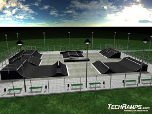 Sample Skatepark 2
