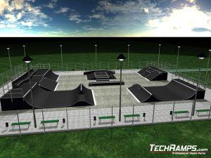 Sample Skatepark 2