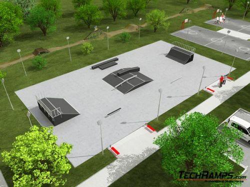 Sample skatepark no 030509
