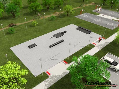 Sample skatepark no 090908
