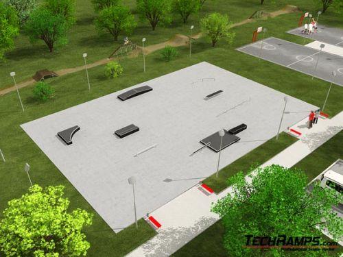 Sample skatepark no 170609