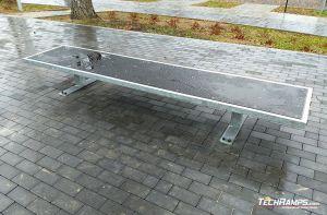 Skate banch Skatepark Szczebrzeszyn