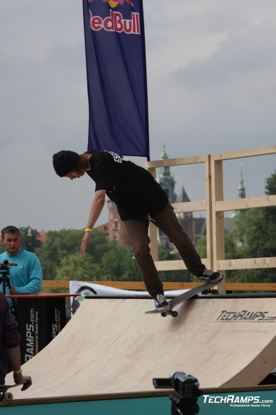 Skate-boat Contest - Kraków - 4