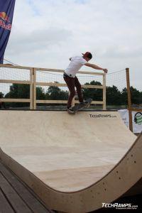 Skate-boat Contest - Kraków - 6