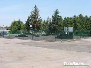 Skate park w Przasnyszu