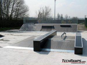 Skate park w Środzie Wielkopolskiej