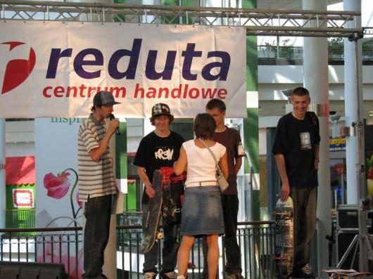 Skate Party 2006 - Centrum Handlowe Reduta