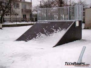 Skateaprk w Lubaczowie - 3