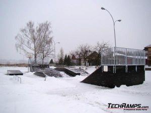 Skateaprk w Lubaczowie - 4
