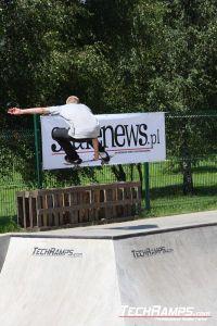 Skateboardowy JAM w Radzionkowie 2010