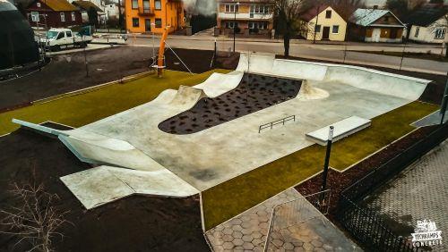 Skatepark Adamów