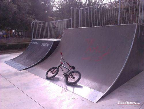 Skatepark Alcora (Hiszpania)