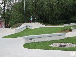 skatepark betonowy w chorzowie