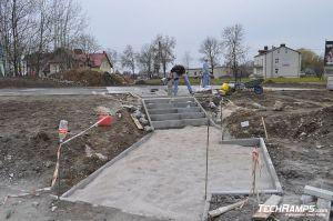 Skatepark Betonowy w Kielcach