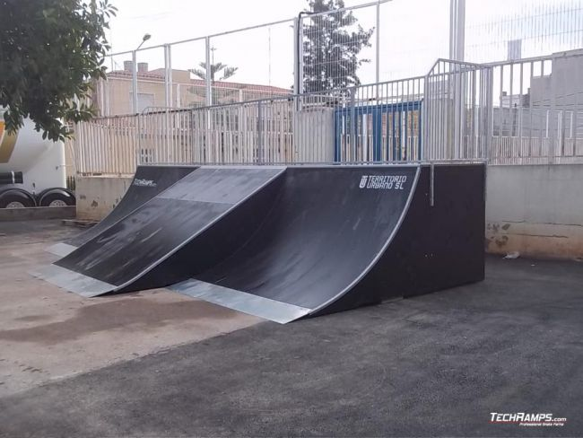 Skatepark Betxi (Hiszpania)