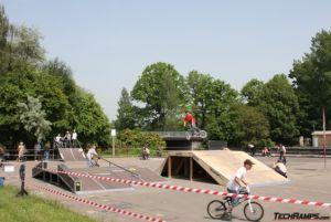 skatepark BMX mobile