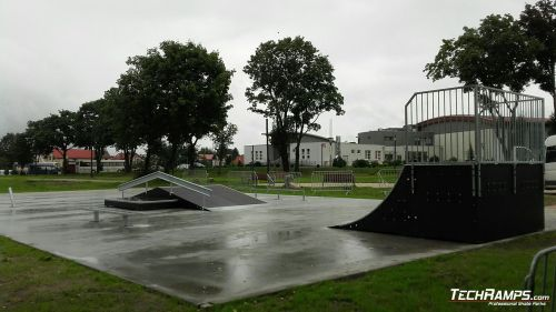 Skatepark Bobolice