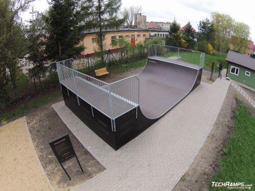 Skatepark Bogatynia (miniramp)
