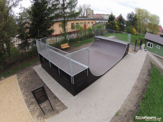 Skatepark Bogatynia (minirampa)