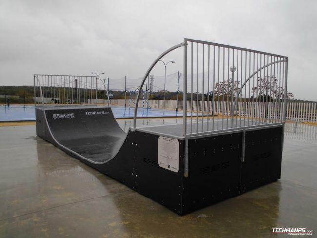 Skatepark Bormujos (Hiszpania)