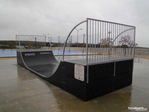 Skatepark Bormujos (Spain)