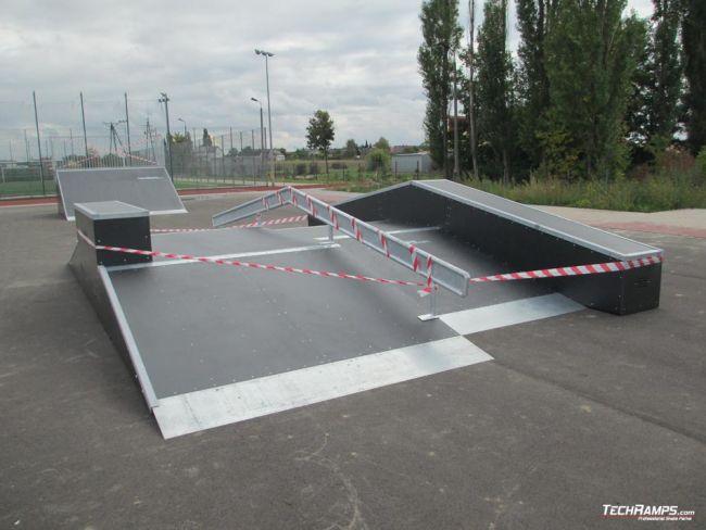 Skatepark Brzesc Kujawski