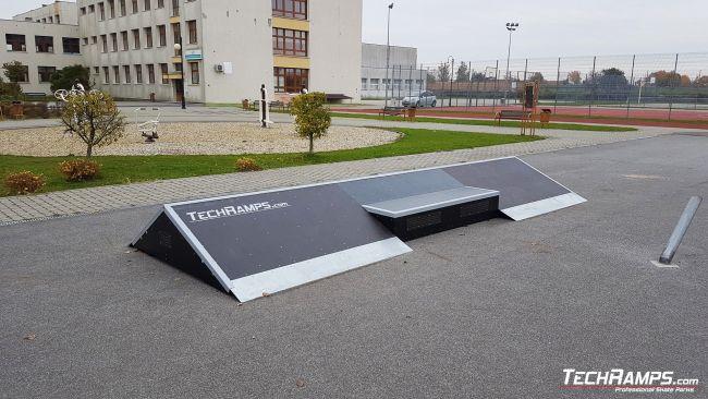 Skatepark - Brześć Kujawski